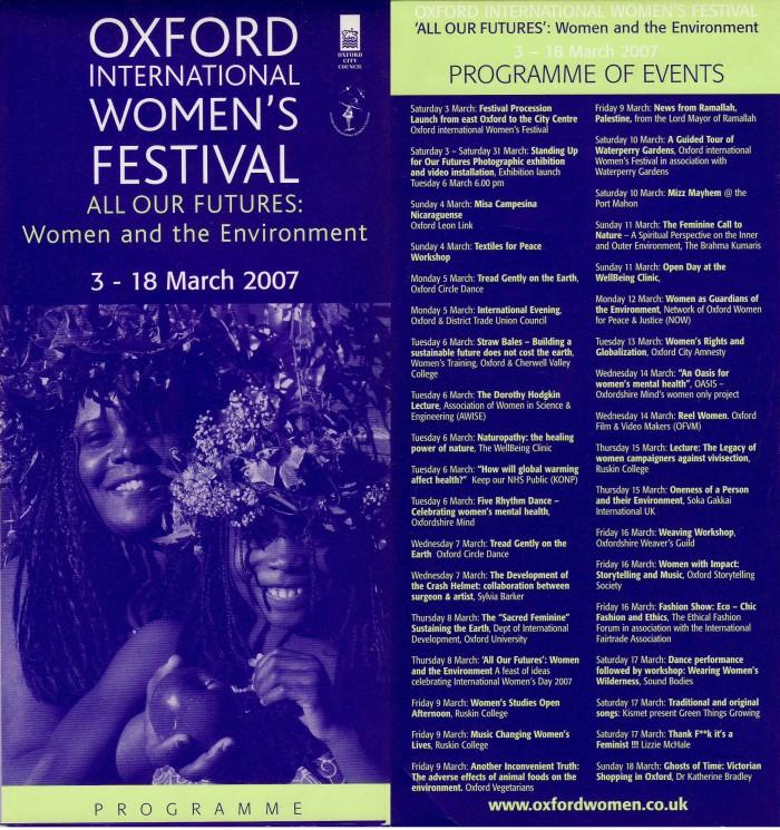 OIWF2007