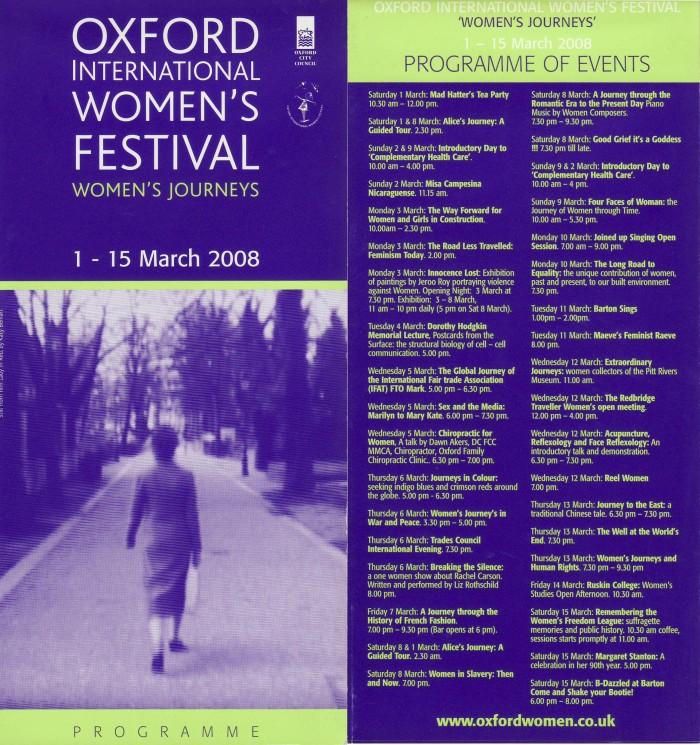OIWF2008