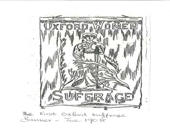 Ox Women Suffrage