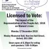 A5 flyer Licensed to Voteside1
