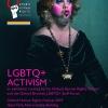 LGBTQ+ exhibition postere